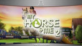getlinkyoutube.com-My Horse And Me 2 : Wii (part 1/2) (Horse Game)