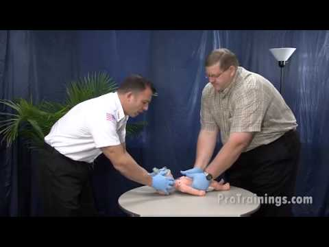 Infant CPR 2 Rescuer -cY5N8cks0Vw