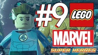 getlinkyoutube.com-Lego: Marvel Super Heroes #9 神奇4俠