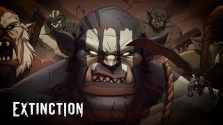 Extinction - Features Trailer