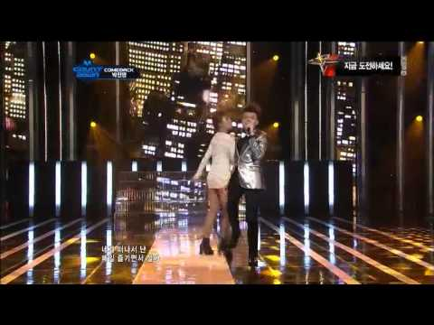 120517 Someone Else - JYP & Ga-In