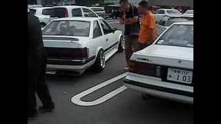 getlinkyoutube.com-2012/09/16 Auto Legend駐車場