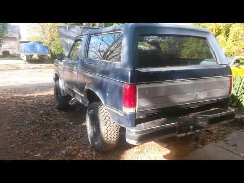 80s Ford truck starter diagnostic