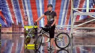 getlinkyoutube.com-Joe Oakley on Britain's Got Talent 2011 Week 7