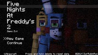 getlinkyoutube.com-FIVE NIGHTS AT FREDDY'S 2 Mods y mapa