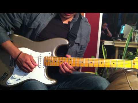 Poderoso Dios Marcos Witt guitar tutorial
