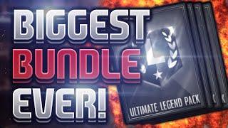 getlinkyoutube.com-3x ULTIMATE LEGEND BUNDLES! LEGEND BUNDLE TOPPERS! - Madden Mobile 16