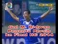 Persib vs Persik Kediri 3-2 @ Inter Island 2014
