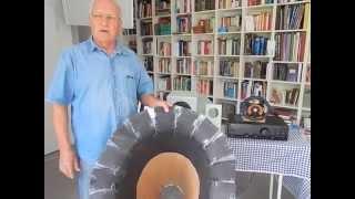 Hornklang, 30 Hz Basshorn