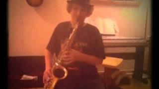 Take Five - Cover, Paul Desmond - Alto Sax, Selmer AS300 (with iPad2 and iSupr8)