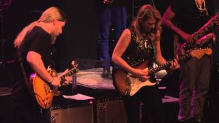 "getlinkyoutube.com-Tedeschi Trucks Band - ""Keep On Growing"" Live in Boston"
