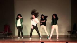 2015 공릉중 수련회 2학년 장기자랑 - Be natural,빨개요