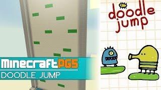 getlinkyoutube.com-Doodle Jump in Minecraft - working - Minecraft 1.7 Snapshot