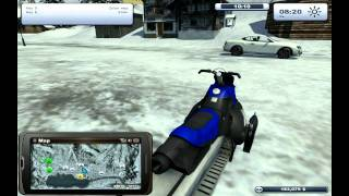 Lets Play Ski Region Simulator 2012 - Ep 002