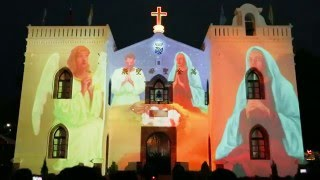 getlinkyoutube.com-2015萬金聖誕季-3D光雕秀(1080P HD -麥克風收音高音質版)