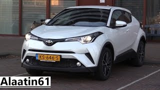 getlinkyoutube.com-Toyota C-HR 2017 | TEST DRIVE, In Depth Review Interior Exterior