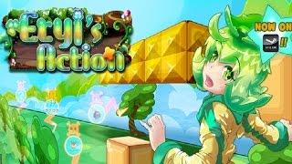 Eryi's Action - Kawaii Hentai Play through エリィのアクション 死亡集