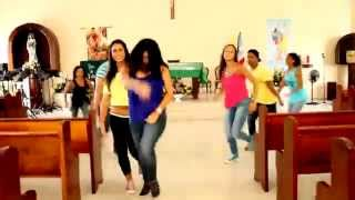 Michelle Williams SAY YES - Puerto Rico Choreography