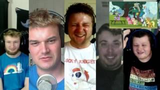 getlinkyoutube.com-Australia Bronies React What About Discord S5 Ep22 My Little Pony