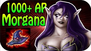 1000+ AP Morgana - Hit Binding and GG [Ger]