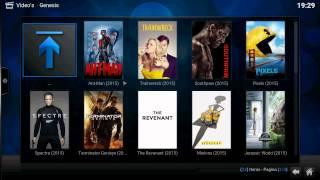 getlinkyoutube.com-Kodi voor Windows | Gratis films/series/radio/liveTV streaming | Installatie en basis configuratie.