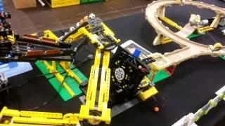 getlinkyoutube.com-Great Ball Contraption LEGO World Copenhagen 2015