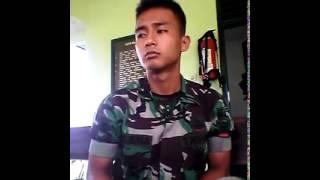 TNI GANTENG JOGED SAMBIL BUKA BAJU