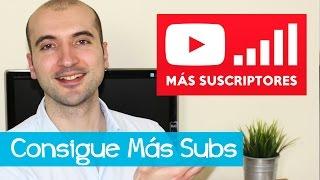 getlinkyoutube.com-Cómo Conseguir Suscriptores en YouTube (aunque estés empezando)
