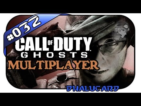 Call of Duty Ghosts Multiplayer #032 - Deutsch German - Let's Play CoD Ghosts Multiplayer