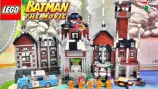 getlinkyoutube.com-레고 배트맨 무비 70912 아캄 어사일럼 감옥 수용소 상황극 놀이 리뷰 THE LEGO BATMAN MOVIE Arkham Asylum