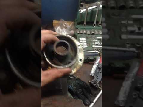 Замена пыльника шруса карданного вала Соболь часть 3