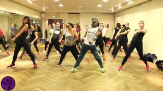 getlinkyoutube.com-Daddy -(PSY) feat. CL Zumba® Choreography - Siddy Leal
