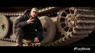 getlinkyoutube.com-FURY - De Tiger tank