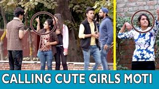 getlinkyoutube.com-CALLING CUTE GIRLS MOTI PRANK - TST - PRANKS IN INDIA