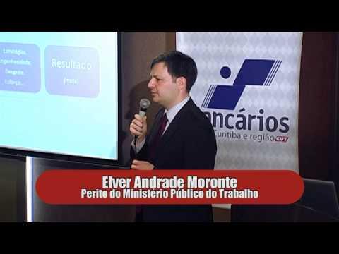Métodos de gestão e adoecimento dos trabalhadores - Elver Andrade Moronte