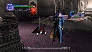 getlinkyoutube.com-DMC4SE Vergil & Dante vs the Order of the Sword