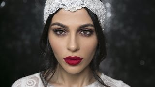 getlinkyoutube.com-1920's Makeup Tutorial | Eye Makeup | Teni Panosian