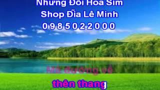 getlinkyoutube.com-Những Đồi Hoa Sim Karaoke