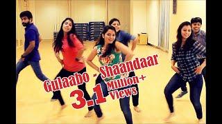 getlinkyoutube.com-Dance Choreography on Gulaabo - Shaandaar