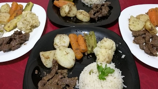 getlinkyoutube.com-وجبة عشاء سهلة و سريعة مع طبخ ليلى