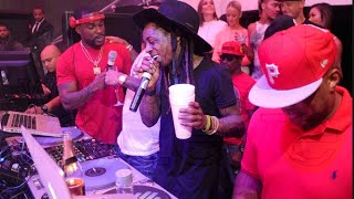 Lil Wayne talks Birdman/2 new albums Live 5.28.16