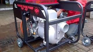 getlinkyoutube.com-Pompa air engine by Yanmar YDP40T