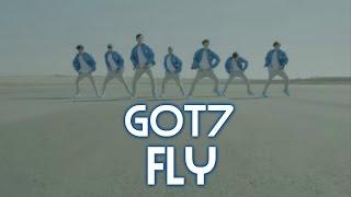 getlinkyoutube.com-GOT7 Fly Backwards
