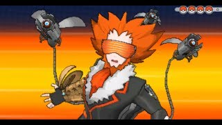 getlinkyoutube.com-Pokemon X and Y - Team Flare Boss Final Battle
