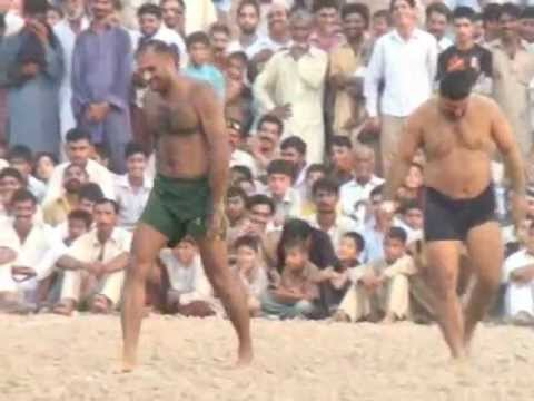 Shadiwal Top Kabbadi Match 2012 Part 3/6