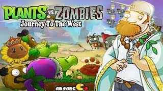 getlinkyoutube.com-Plants vs Zombies 2: Journey To The West - The Final Zomboss Level Walkthrough Part 26 China Version