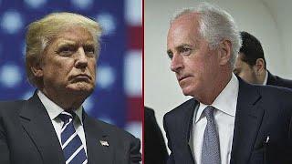 Trump-Corker gerginliği büyüyor