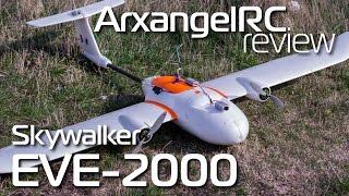 getlinkyoutube.com-Skywalker EVE-2000 - review and maiden flight