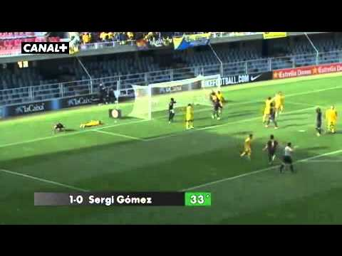 LIGA ADELANTE: BARA B 1-1 ALCORCON