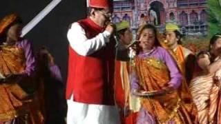 getlinkyoutube.com-Garhwali Holi with Narendra singh negi at mayur vihar 3
